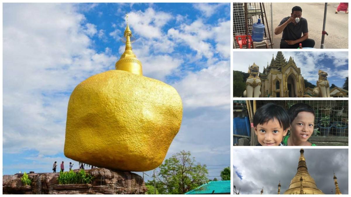 MYANMAR MESMERIZES