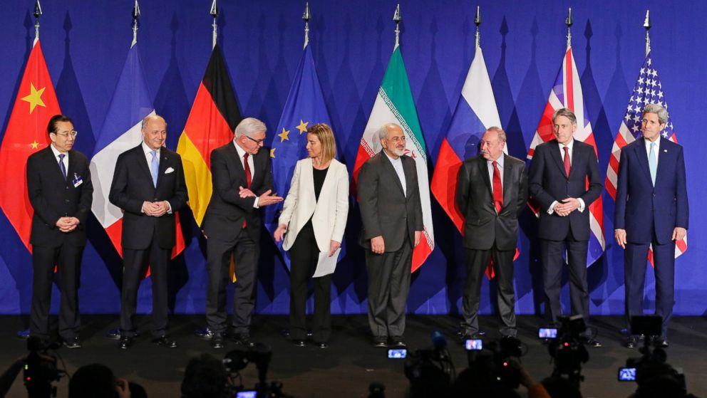 Merka a sali for di 'Iran Deal', dikon ta relevante? 5punto